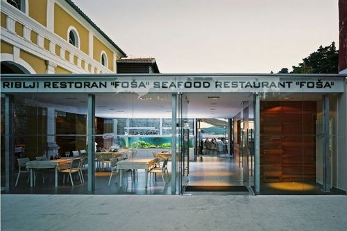 Fosa Restaurant, Zadar, Croatia, Unforgettable Croatia