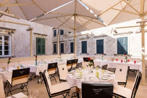 Proto Food & More Restaurant, Zadar, Croatia, Unforgettable Croatia