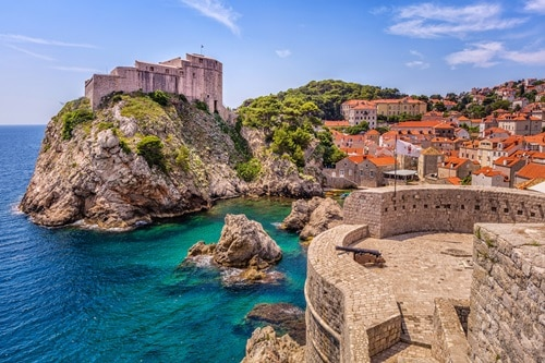 Dubrovnik City Walls, Croatia, Unforgettable Croatia