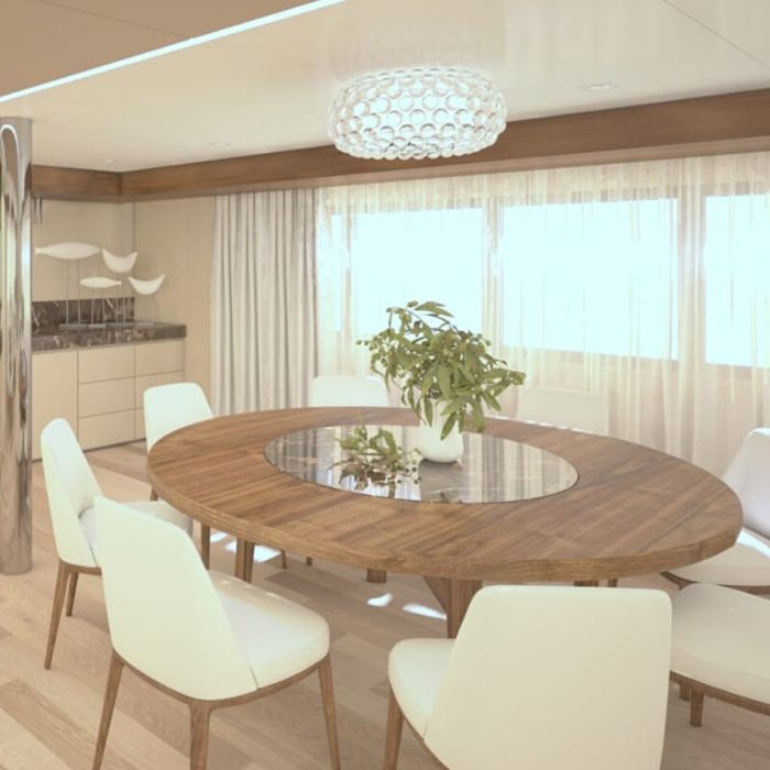MS Adriatic Sky, Dining area
