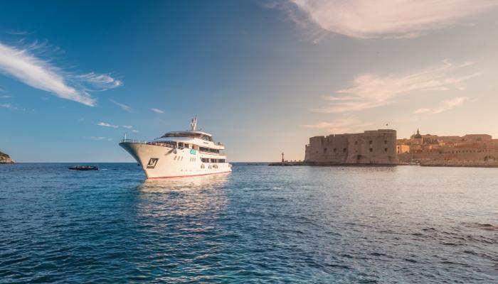Unforgettable Croatia, Small ship cruise