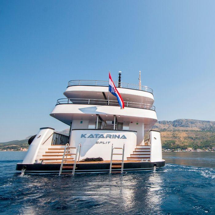 MV Katarina, small ship cruise