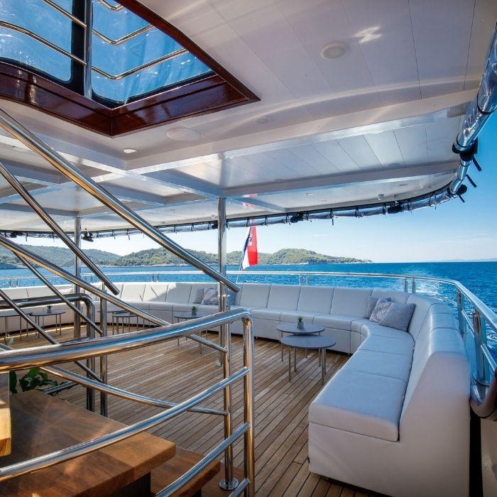 My Wish, Croatia - Lower Deck
