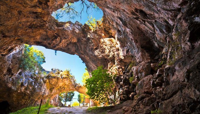 Vela spilja cave, Korcula