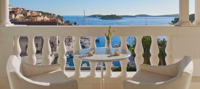 Croatia Honeymoon, Free Room Upgrade